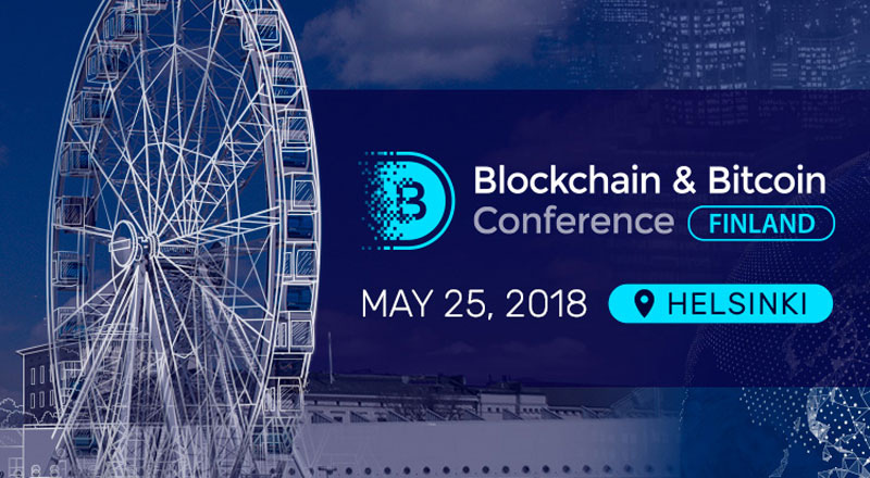 Blockchain & Bitcoin Conference Finland